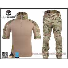 Костюм Emerson Tactical Version Combat Set multicam