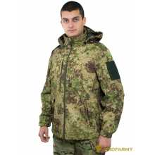 Куртка Mistral XPS58-04 Softshell GreenZone