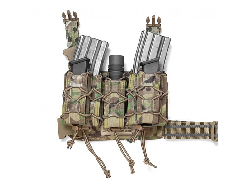 Набедренная панель Sabre Leg Rig MK1 Warrior Assault Systems, цвет – Multicam