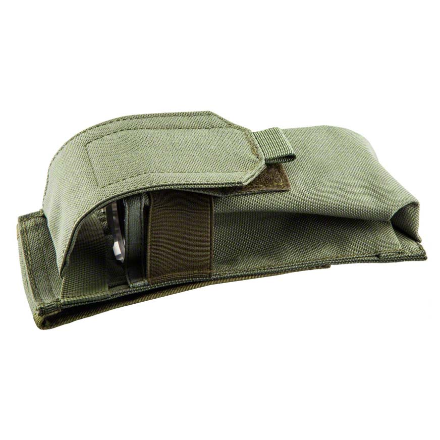 Подсумок для фонаря Kiwidition Flashlight Pouch (AK) Nylon 1000 Den олива
