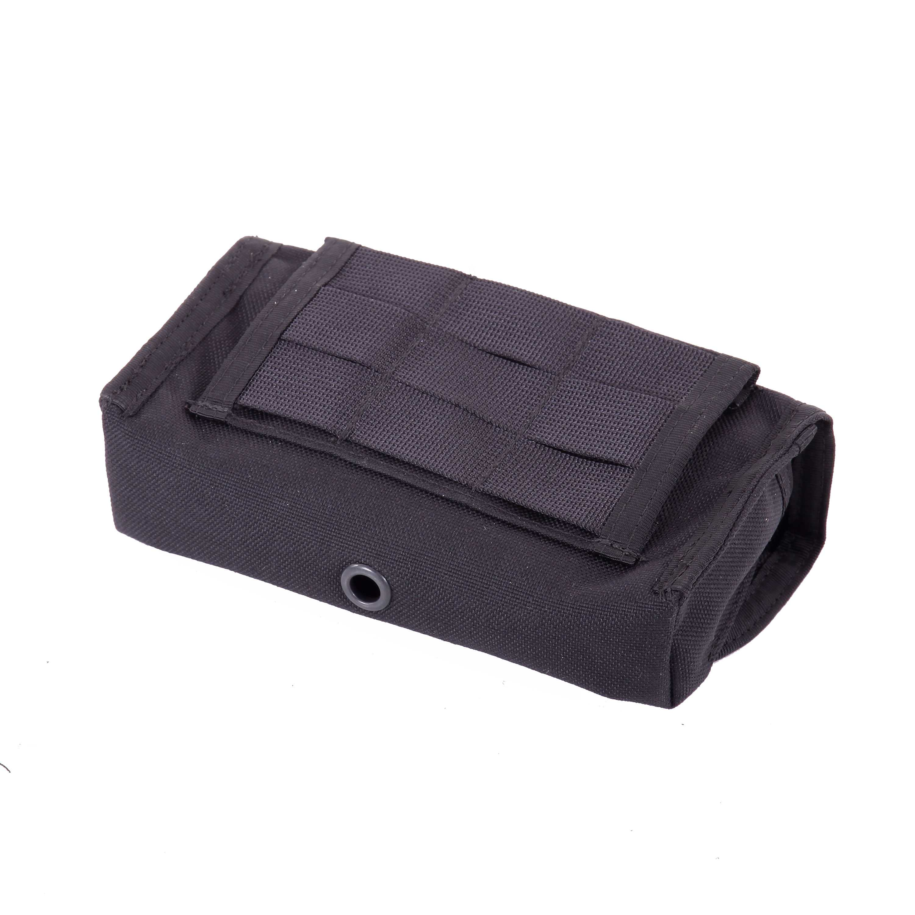 Патронташ-подсумок Kiwidition 12rnd Pouch Nylon 1000 den черный